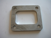 T4 Turbo Inlet Flange - Stainless Steel