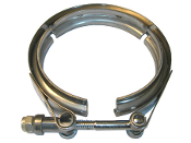 Stainless Steel Clamp for Downpipe Flanges