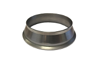 Aluminum Reducer Downpipe Weld Flange