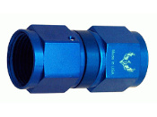 Swivel Coupler Straight (Blue)