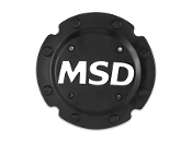 MSD Black Wire Retainer, Replacement, Pro Cap, 7445, 7455