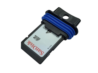 Racepak SD Memory Card with Holder