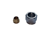 "Racepak 1/4"" Thermocouple Nut & Ferrule"