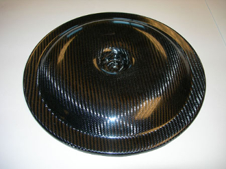 Carbon Fiber Air Cleaner Lid