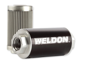 Weldon 10 Micron Stainless Filter Assembly