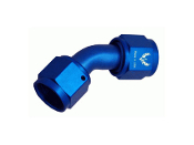 45° Swivel Coupler (Blue)