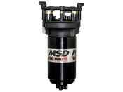 MSD Pro Mag 44 Generator, CW Rotation, BLK, Pro Cap, Band Clamp