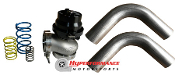 Precision 66mm Wastegate / Free Tubing Kit